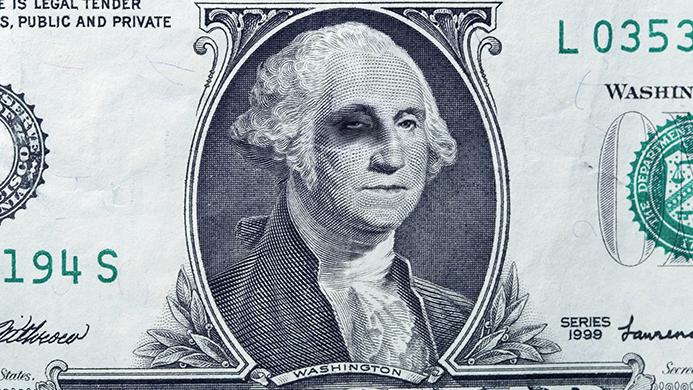 无需央行出手,特朗普今年就能引爆美元危机!