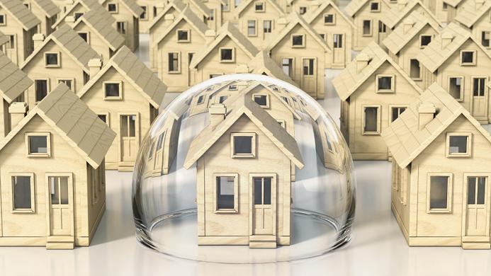 为什么政府会容忍房地产泡沫?