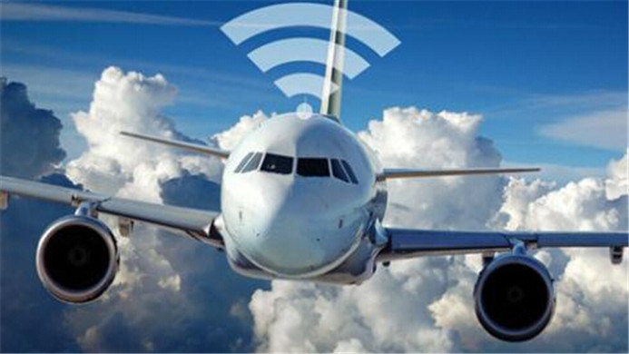 飞机上也开通wifi?