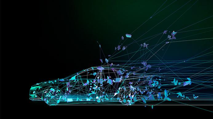 乐视网2015年资产结构分析图